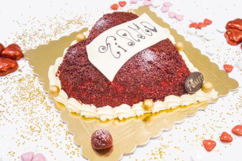 Torta Mimosa Amore