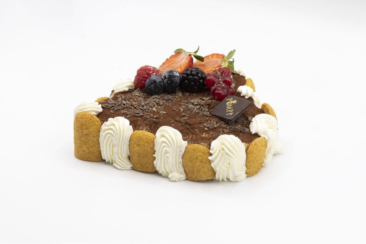 Torta Cuore Tiramisu Classico