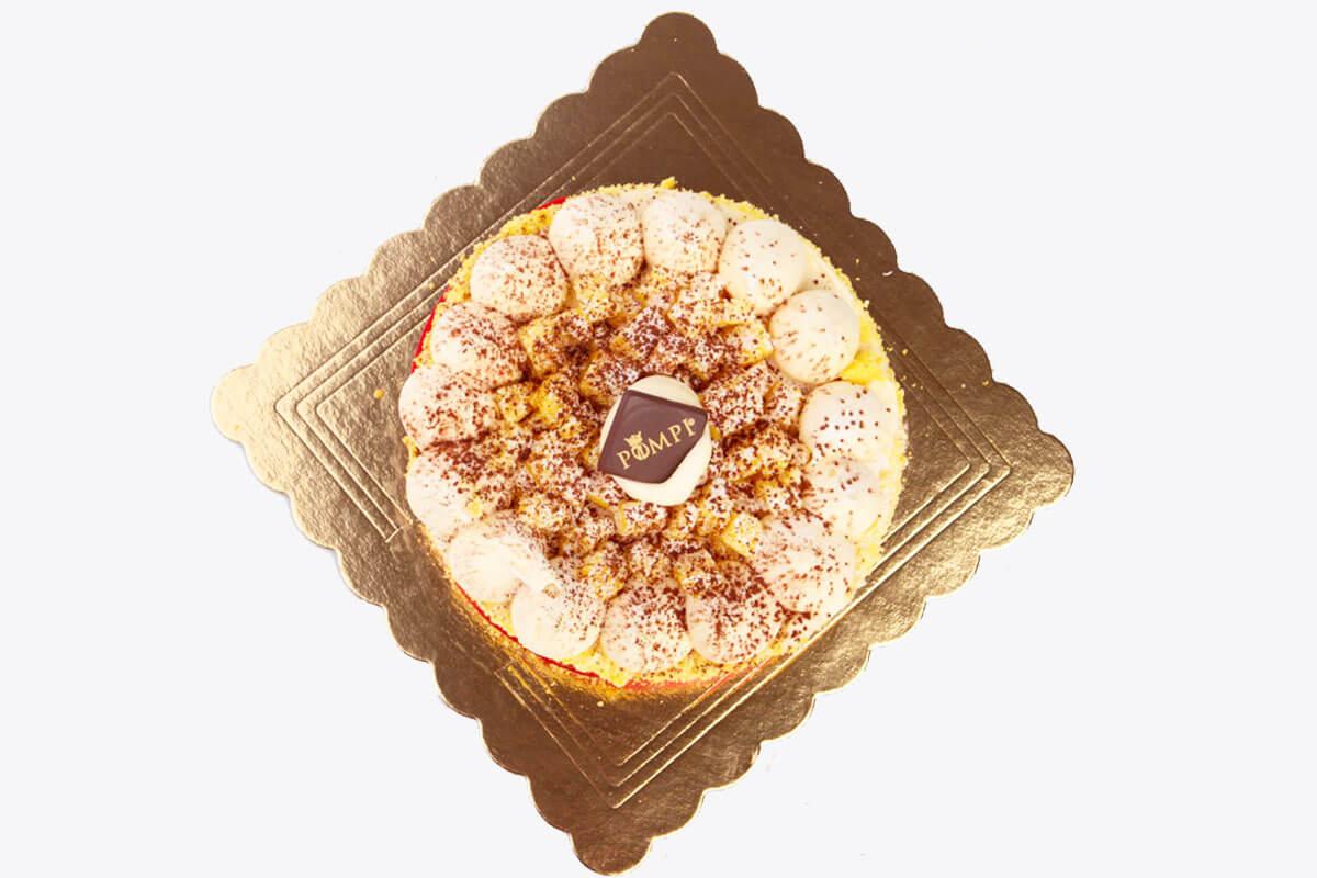 Torta Mimosa Cioccolato