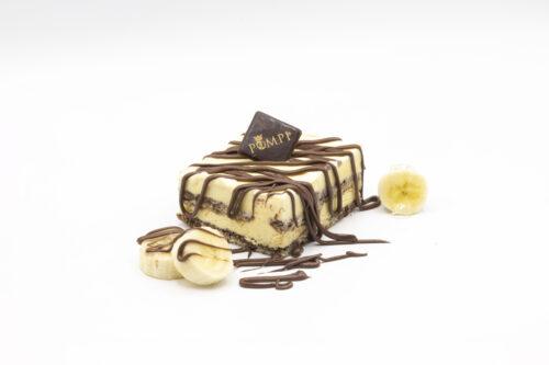 Tiramisu Banana e Cioccolato - Monoporzione