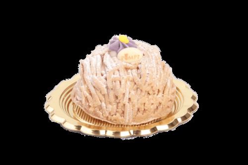 Dessert Montblanc