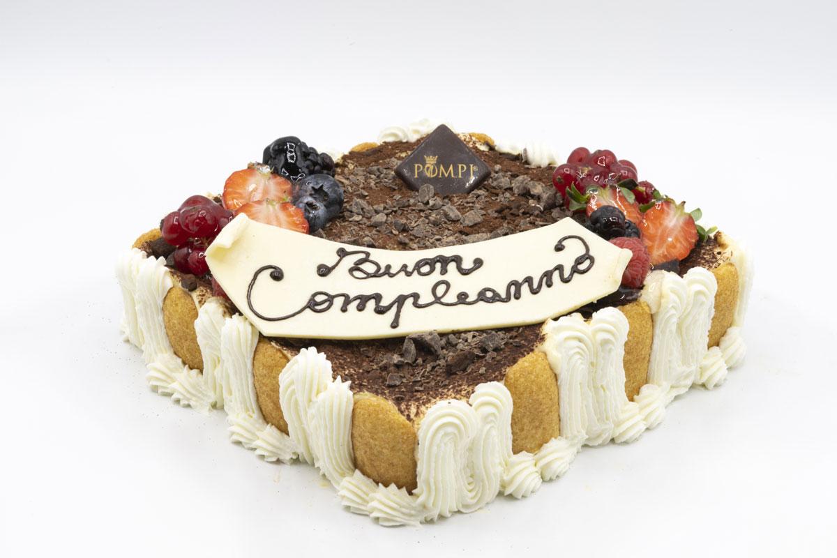 Torta Tiramisu Classico