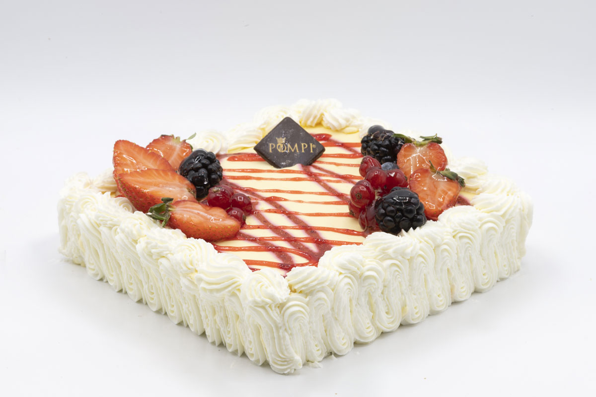 Torta Tiramisu Fragola