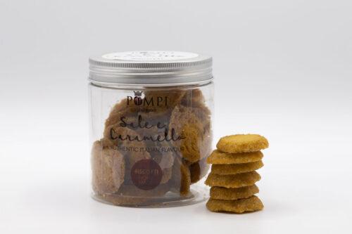 Biscotti Sale e Caramello