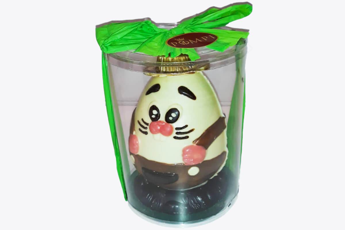 Coniglietto di Pasqua al cioccolato