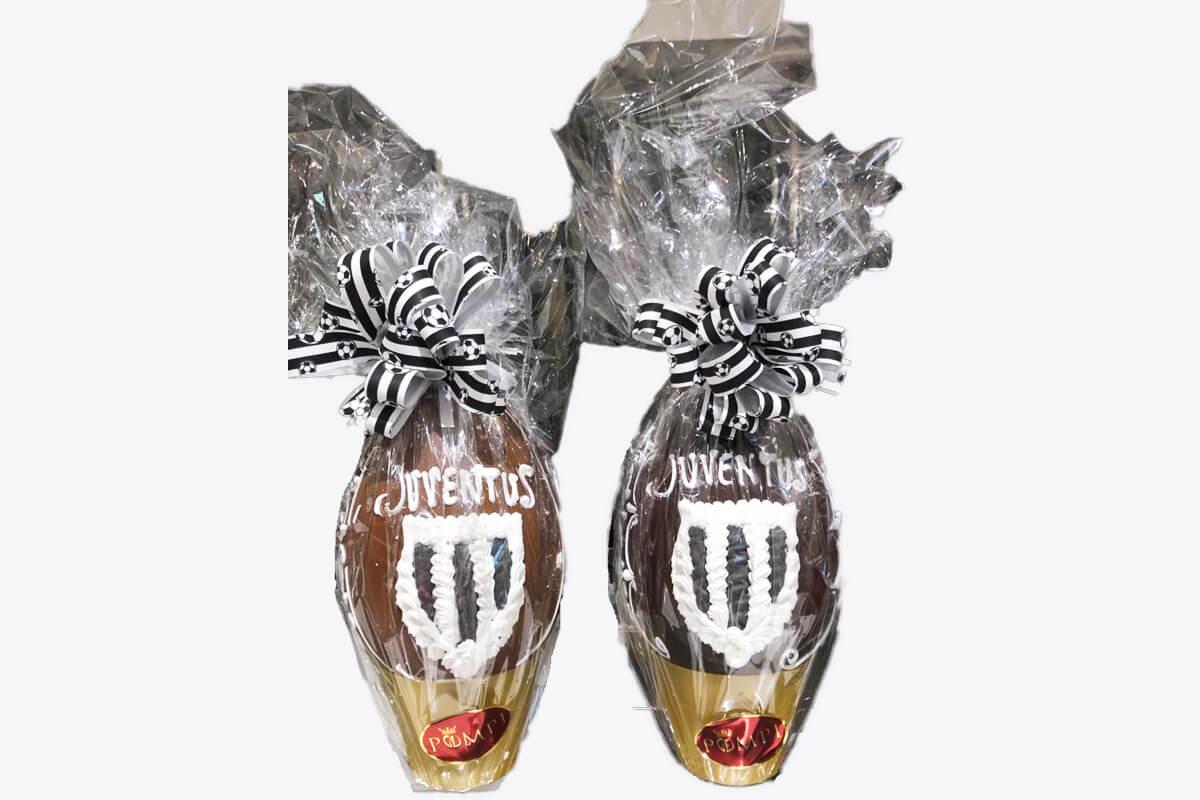 Uovo di Pasqua Juventus