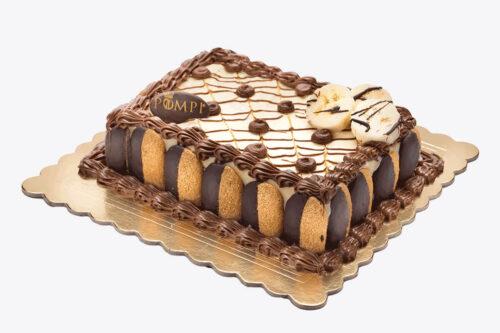 Torta Tiramisu Banana e Cioccolato