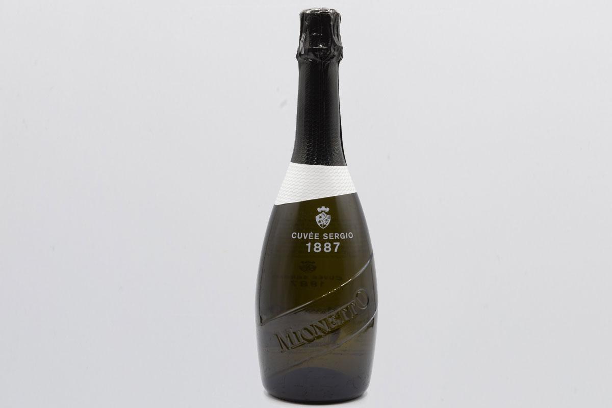 Spumante Cuvée Sergio 1887