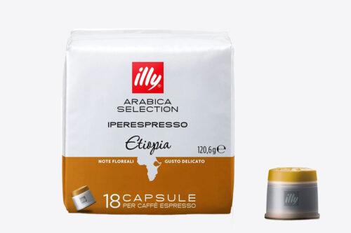 Capsule Caffè Illy - Etiopia