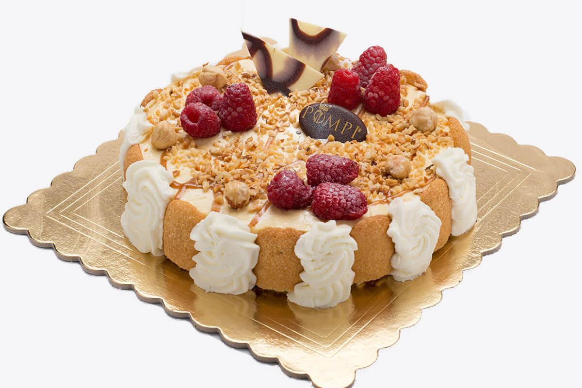 Torta Tiramisu Nocciola