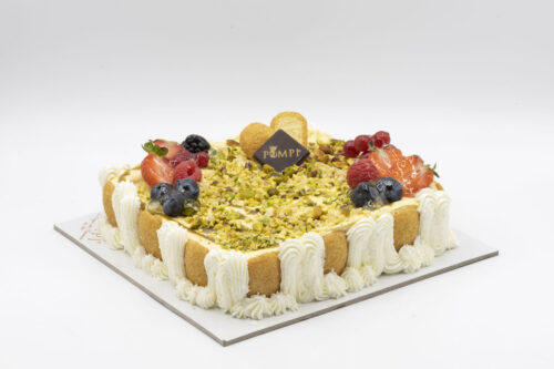 Torta Tiramisu Pistacchio