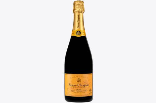 Champagne Veuve Clicquot Saint-Petersbourg