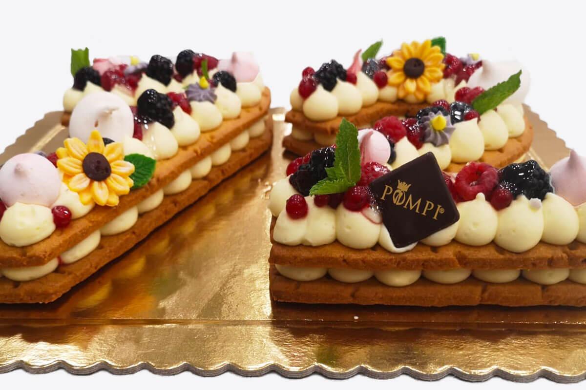 Torta Numero