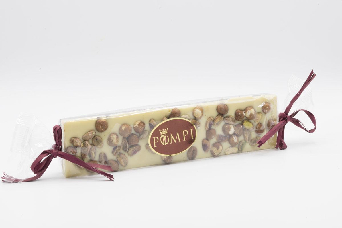 Torrone Cioccolato Bianco e Fondente