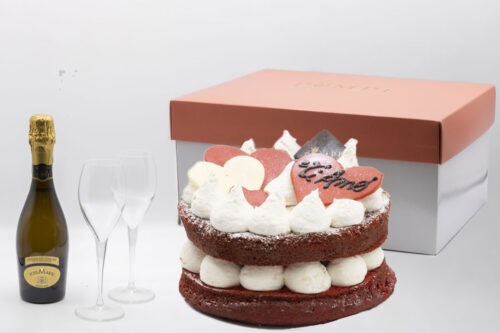 Box San Valentino - Red Velvet