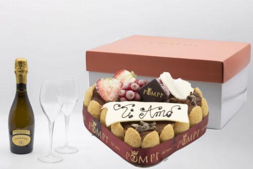 Box San Valentino -Tiramisù Classico