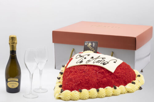Box San Valentino - Mimosa Amore