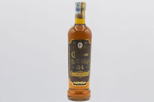 Rum Cubanito El Conde