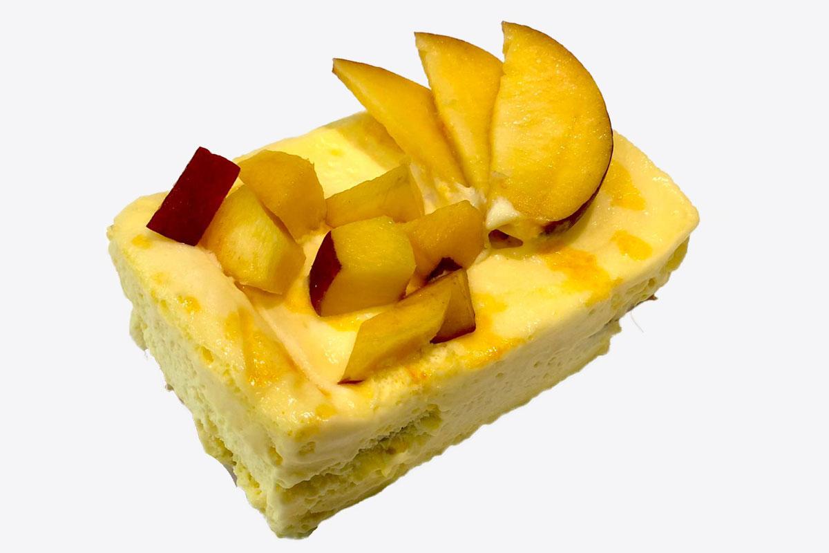 Tiramisu Mango e Pesca - Monoporzione
